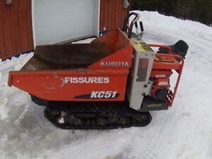 Brouette Kubota  KC51
