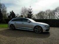 Audi A6 Avant 3.0 TDI Quattro S Line 5dr S Tronic, Panoramic Sunroof, FSH,