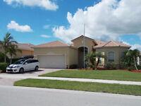 Belle maison à Fort Pierce, Floride (Côte Est)