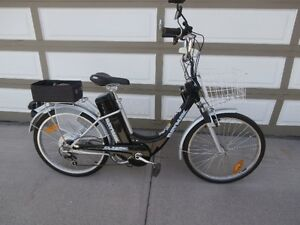 Senior Owned E Bike in MINT condition.