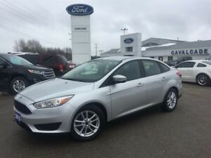 2015 Ford Focus Sedan SE
