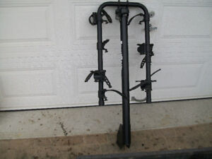 Hitch BIKE RACK for car/SUPPORT A VELO