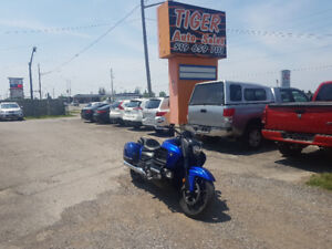 2014 HONDA GOLDWING VALKYRIE 1800**CO RBIN SEAT AND HARD BAGS**