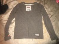Superdry ladies jumper size m