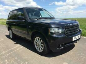 image for 2012 Land Rover Range Rover 4.4 TD V8 Vogue 5dr SUV Diesel Automatic