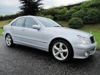 2006 Mercedes-Benz C320 CDI V6 AVANTGARDE SE **7SPEED AUTO**