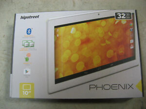 "New Hipstreet 10"" Phoenix Android Tablet"