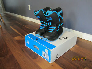 Mens Firefly Snowboard Boots Size 10 US