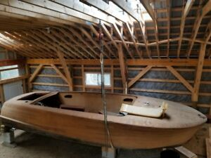 Project boat or parts