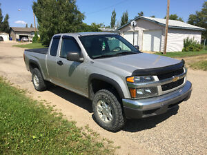 2006 Chevrolet Colorado 4 x 4