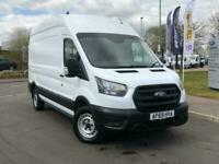 2019 Ford Transit 350 L3 / H3 2.0 Tdci Leader 130PS RWD High Volume/High Roof Va