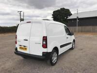 Peugeot Partner L1 850 S 1.6 92 [Sld] EURO 5 DIESEL MANUAL WHITE (2014)