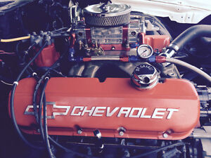 RADICAL STREET BEAST 71 Chevelle Malibu Stroked out 488 Bbc