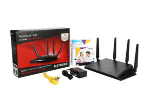 NETGEAR R7800 Nighthawk X4S AC2600 Gigabit Router