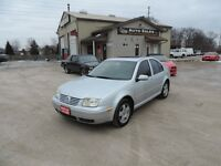 2002 VOLKSWAGEN JETTA TDI  LOADED AMAZING FUEL ECONOMY!