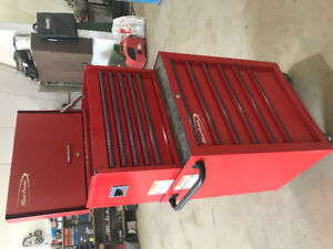 Snap-on/ Blue-Point tool chest