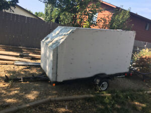 great enclosed Utility Trailer
