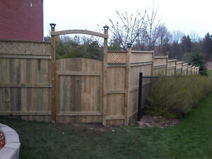Fences and Decks installation, repairs and post setting Kitchener / Waterloo Kitchener Area image 3