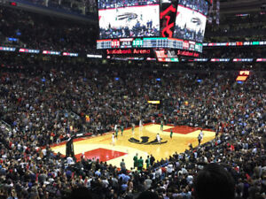 Lower   Bowl – Indiana Pacers at Toronto Raptors (Face Value)