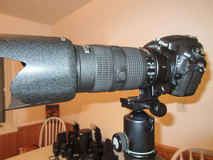 Nikon AF-S 80-200mm f/2.8 - Converted to manual- **PRICE**