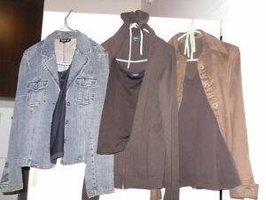 Veston, vestes et blouse pour femmes à Verdun