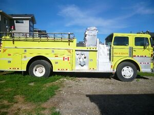 1971 Thibault fire truck for sale or trade