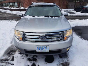 2009 Ford FreeStyle/Taurus X SEL CERTIFIET AND E-TESTED