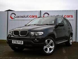 2006 (56) BMW X5 SPORT 3.0 DIESEL AUTOMATIC 4X4 LOW MILEAGE 12M MOT 6M WARRANTY