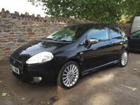 Fiat Grande Punto 1.4 16v Sporting | BRAND NEW CLUTCH! NEW MOT! 3 MONTH WARRANTY
