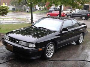NEW PRICE...1991 Mazda MX-6 GT TURBO Coupe (2 door) BEST OFFER