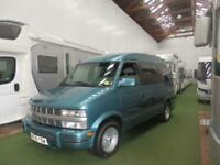 CHEVROLET / AMERICAN / DAY VAN / LHD / AUTO / PETROL / AIR CON / OVER DRIVE