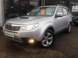 2010 (60) Subaru Forester 2.0D XC *1 DR owner from new* (Finance Available)