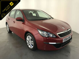 2014 64 PEUGEOT 308 ACTIVE BLUE HDI DIESEL 1 OWNER SERVICE HISTORY FINANCE PX