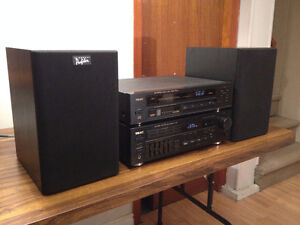 Teac , Acoustic Profiles Sound System