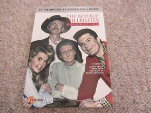 The Beverly Hillbillies Collection on DVD - Still Sealed
