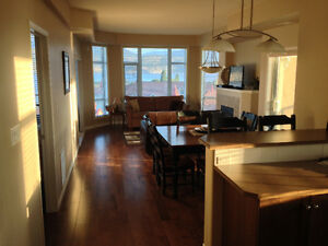 Lakeview Condo in Sunset Waterfront Resort Kelowna For Rent