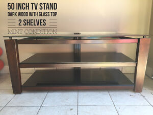 TV stand for up to 50 inch television