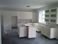 KITCHEN CABINETS INSTALLATION AND MORE , IKEA !!!!