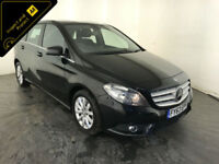 2013 63 MERCEDES-BENZ B200 SE CDI AUTOMATIC 1 OWNER SERVICE HISTORY FINANCE