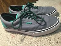 Men's size 9.5 Women's size 11 Vans Shoes