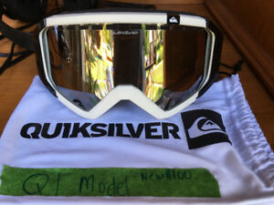 Quiksilver Q1 Goggles - NEW
