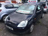 04 Ford Fiesta 1.2 3 door to clear !!!!