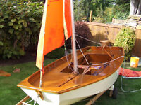 Mirror 11 ft Sailing Dinghy