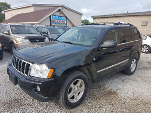 2005 Jeep Grand Cherokee Limited ~Clean ~Warranty ~ Safety