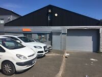 Unit Warehouse to Let