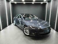 2016 Tesla Model S 90D, Free Scharging AP1 Pano Roof Air Susp Auto Saloon Electr