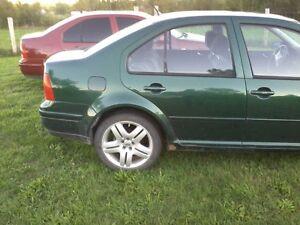 TWO 2000 Volkswagen Jetta,s gl Sedan,s  PARTS OR DERBY B.O. Kawartha Lakes Peterborough Area image 5
