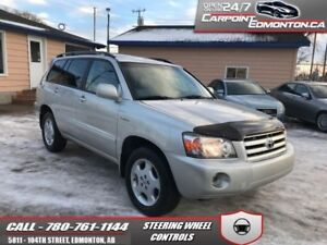 2004 Toyota Highlander LIMITED 7 PASS....UNREAL CONDITION!!!  RU