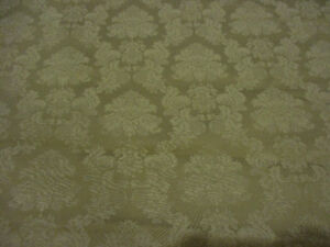 damask fabric, beige/taupe colour