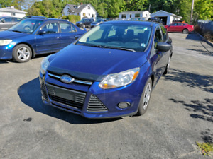 2012 Ford Focus. NEW MVI! WORKS AMAZING